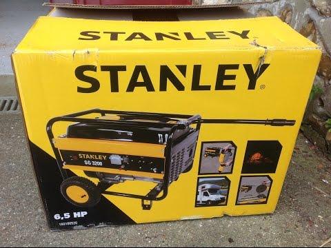 Groupe électrogène Stanley SG3200