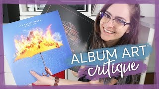 Critiquing album art! - New records in my collection