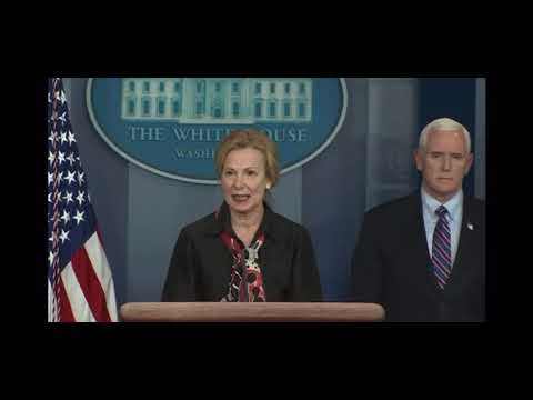 Dr. Birx Scolds Fake News Over DNR Hysteria! 03/26/2020 Corona Virus Task Force Press Briefing