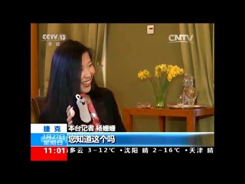 Interview prezidenta Zemana před návštěvou čínského prezidenta v ČR