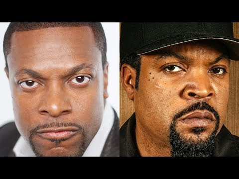 Chris Tucker CHECKS Ice Cube Over The Friday Movie On Stage!  Throwback Beef