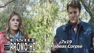 Castle 7x19 Promo Habeas Corpse (HD/cc) Season 7 Episode 19 promo