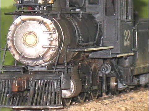 Weathering Steam Locomotives Volume 1
