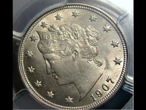 LIBERTY V NIKELS Y SU VALOR NUMISMÁTICO $$$$