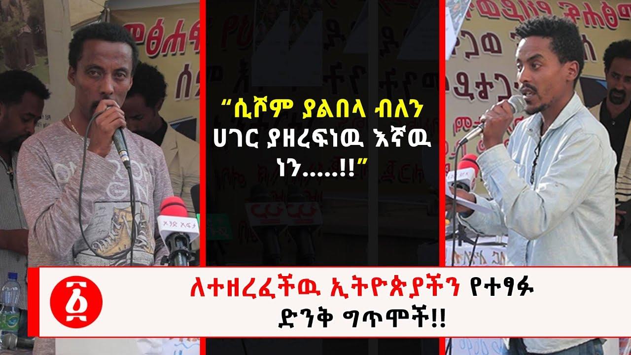 Funny Poetry On Ethiopian METEC Corruption Issues