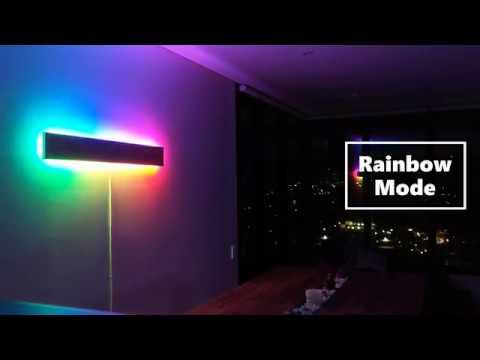 Super Simple RGB WiFi Lamp