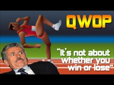 KSIOlajidebt Plays: QWOP