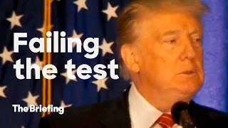 Trump Test | The Briefing