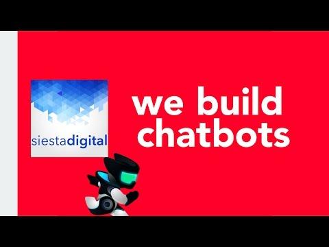 Facebook Messenger Chatbot Explainer