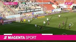 Top3 - FC Ingolstadt | 3. Liga | MAGENTA SPORT