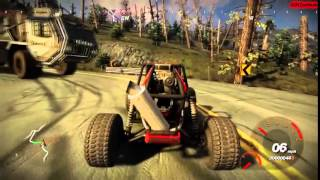 FUEL   PC Gameplay   Freeride to Race and Race HD 720p