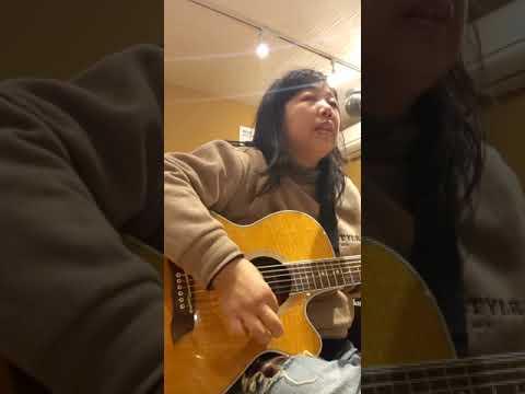 夢の中へ:Aika #井上陽水 #斉藤由貴 #ギター弾き語り