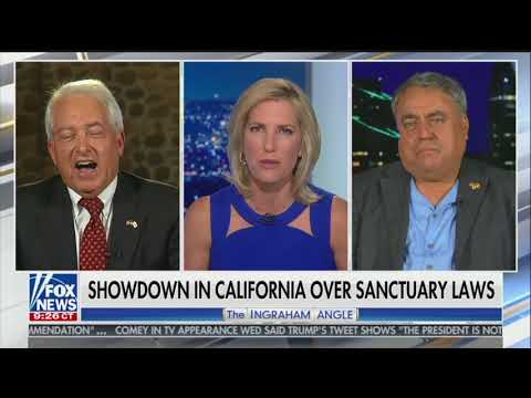 Immigrant activist calls out Laura Ingraham for sponsor exodus