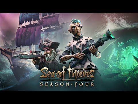 Rare рассказали о 4 сезоне в Sea of Thieves, он стартует 23 сентября