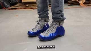 Nike SNKRS Nike Air Foamposite One University Blue ...