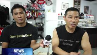 Former Muay Thai champion Coban Lookchaomaesaitong opens Muay Thai gym in NYC