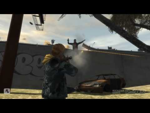 GTA 4 - Funny Things 2 HD (720p)