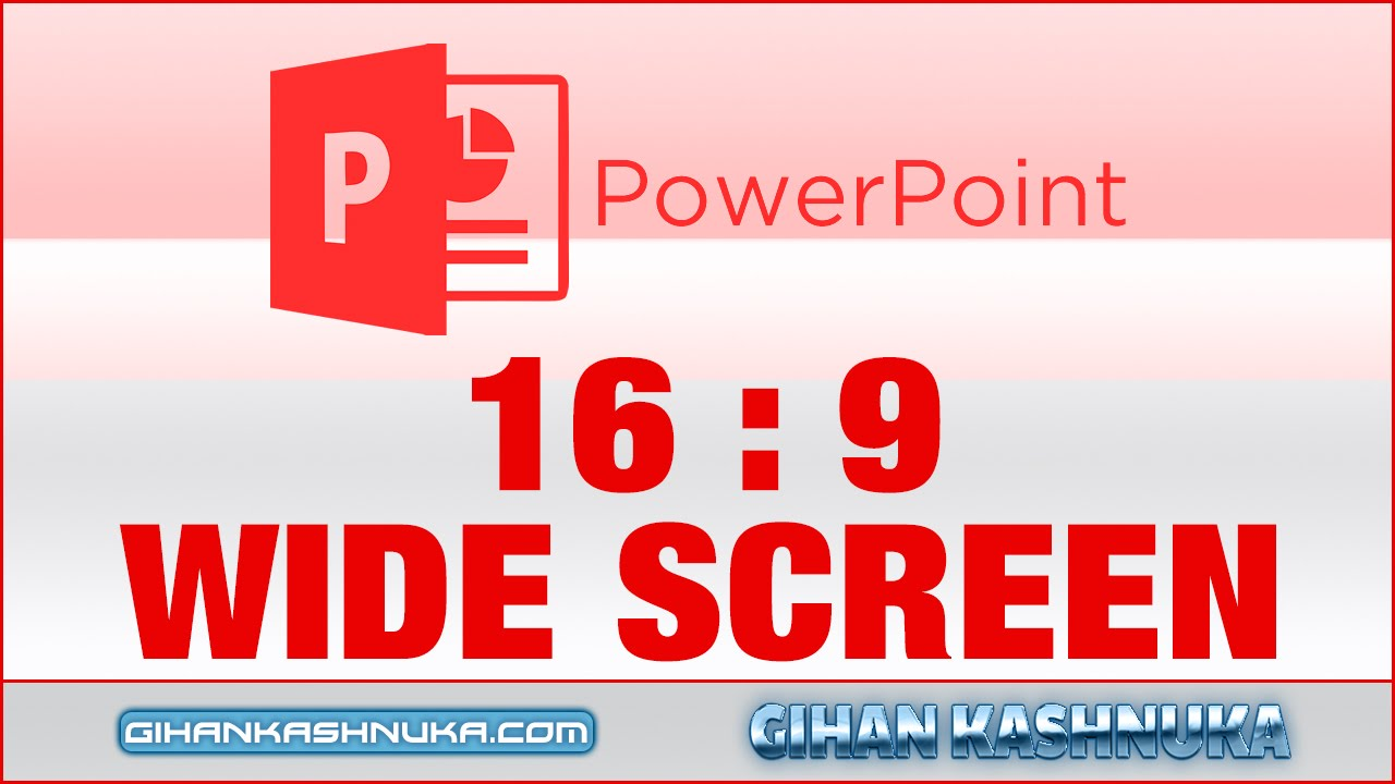 How to set 169 resolution in powerpoint presentation full screen how to set 169 resolution in powerpoint presentation full screen toneelgroepblik Images