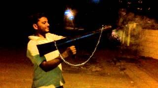 Desi Handmaded Gun. Diwali ( JayDeep's Home)