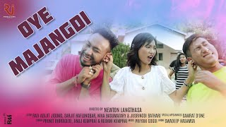 OYE MAJNGDI Dimasa Music Video Official