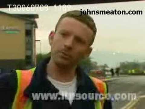 John Smeaton - Glasgow Airport Terrorist Attack Hero Part 1