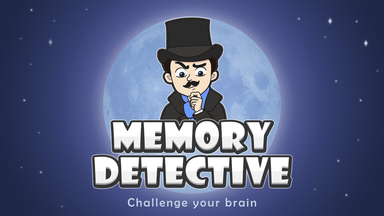 Memory Detective - download on Google Play!