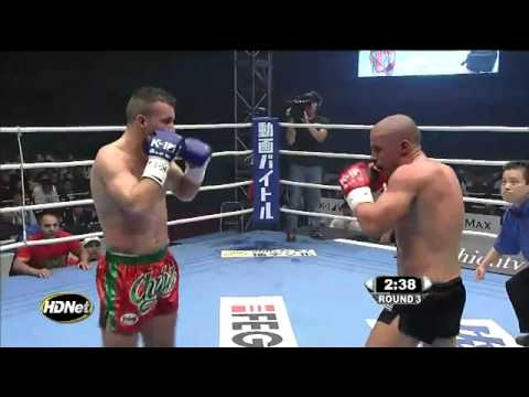 BEST K1 FIGHT EVER!  Zambidis vs. Chahid