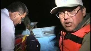 Los Cucapá y la pesca de la corvina golfina.
