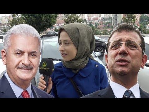 Başakşehir'de Şaşırtan Seçim Anketi BEKLENMEDİK CEVAPLAR Binali Yıldırım