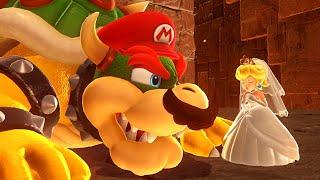 Super Mario Odyssey - Final Boss & Ending