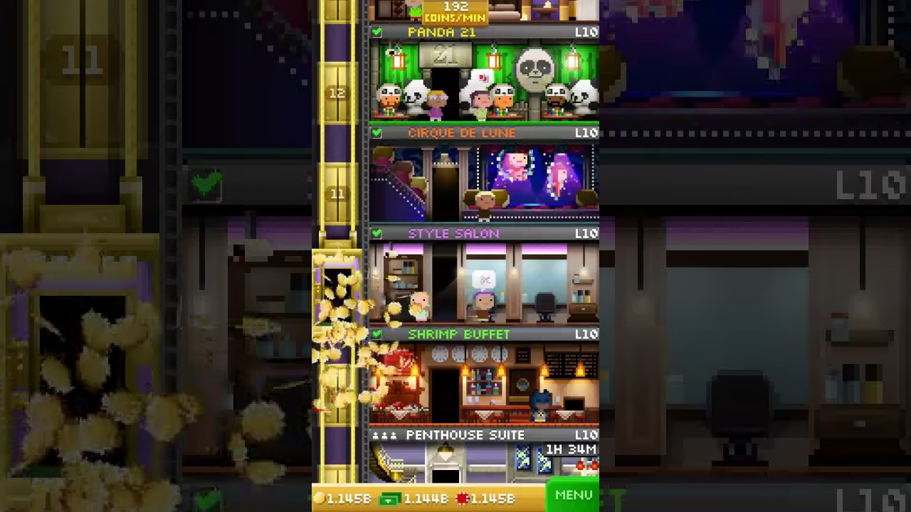Tiny tower vegas hack chips coins bux hack cheat free download.