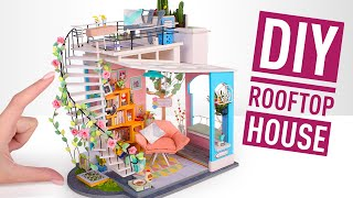 DIY Doll Mini Loft Apartment
