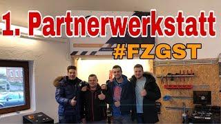 Unsere Erste Partnerwerkstatt ! Auto Reparatur Tutorial empfiehlt #FZGST
