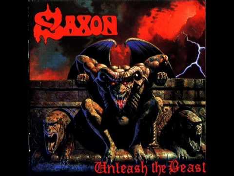 Saxon  - Thin Red Line