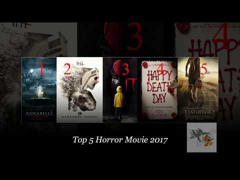 Top 5 Horror Movie 2017 streaming vf