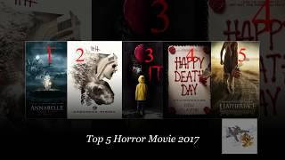 Top 5 Horror Movie 2017