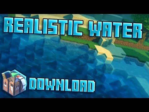 Mine-Imator 1.2.4 - Realistic Water Rig