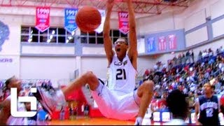 "7'0"" Isaiah Austin Is Extremely Skilled! - Official Senior Season Mixtape! Soon To Be NBA Pro!"