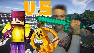 Türkçe Minecraft Survival Games #21 İSMET VS ENES w/IsmetRG