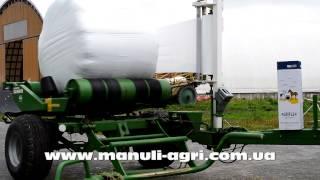 Заготівля сінажу в агросітку та агро-стретч плівку (Agrinet & Agriflex)(, 2015-01-23T18:46:51.000Z)