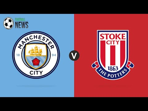 coach-pep-guardiola-applauds-manchester-city's-victory-over-stoke