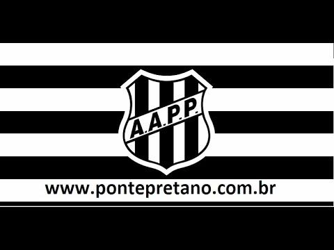 Ponte Preta 1x2 São Paulo - Camp. Paulista 1975