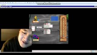 Hoyle Card Games 1999 - Cribbage (1/3)