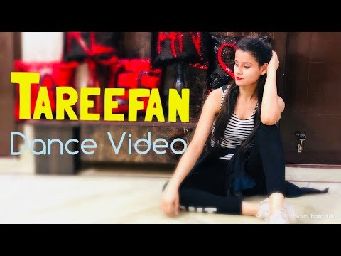 Tareefan Dance Choreography by kanishka for beginners