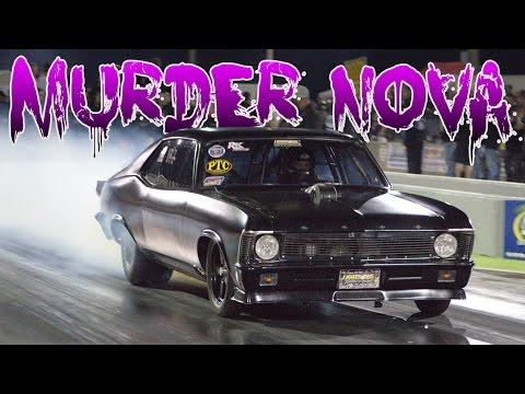 MURDER NOVA Goes Rounds @ LIGHTS OUT 7!