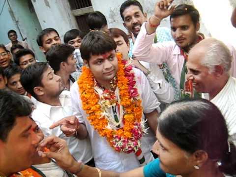 Devarshi shah youth congress leader