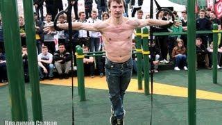 Vladimir Sadkov, Russia, workout / Владимир Садков, Россия, воркаут