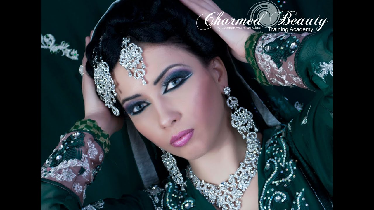 airbrush bridal makeup & hair by farzana ahmed - youtube