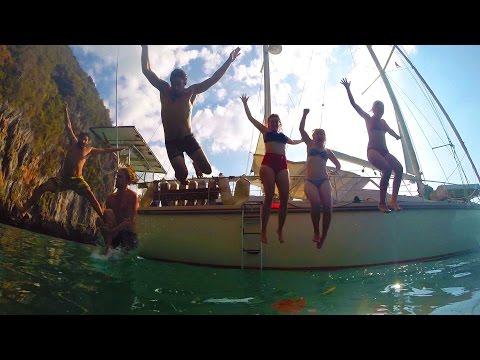Island Hopping In Phad Thai Paradise- Sailing SV Delos Ep. 60
