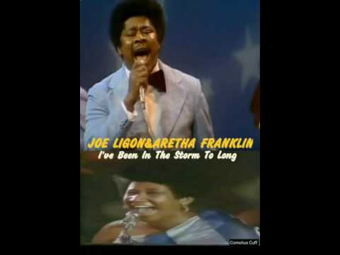 "Joe Ligon&Aretha Franklin-Ive Been In The Storm To Long ""Live"""